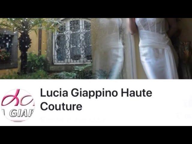 La stilista Lucia Giappino al Luxory Fashion Event