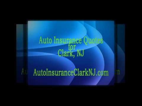 Clark, New Jersey (NJ) Auto Insurance