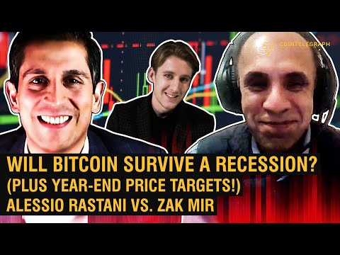Is The Fed Suppressing Bitcoin? | Alessio Rastani Vs. Zak Mir