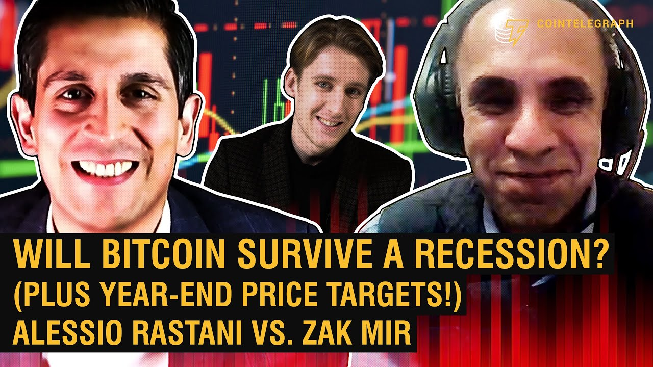 Is The Fed Suppressing Bitcoin? | Alessio Rastani Vs. Zak Mir