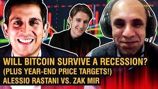 Is The Fed Suppressing Bitcoin?   Alessio Rastani Vs. Zak Mir