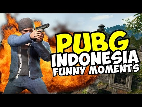 download PUBG INDONESIA   K E T E R S T U P I D A N (FUNNY MOMENTS)