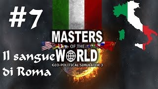 Geopolitical Simulator 3 Italia: #7