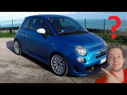 How Much it Costs to Daily Drive my Abarth 500? (Sub ENG)