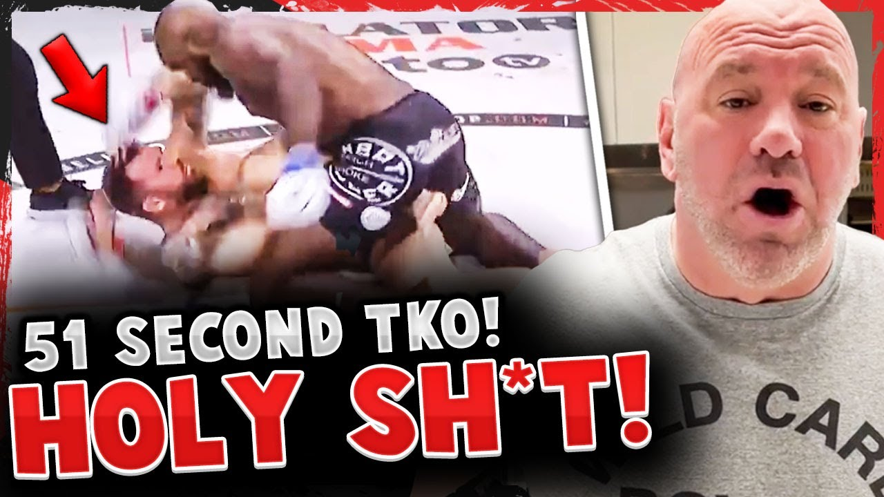 Download REACTIONS to the 51-SECOND TKO in Corey Anderson vs Ryan Bader! UFC REVEALS STACKED PPV! Dana White