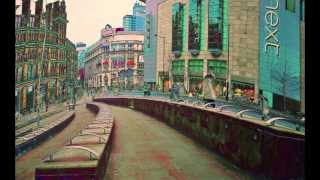manchester printworks animation + music: the future sound of london