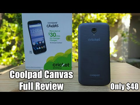 Coolpad Canvas Reviews, Specs & Price Compare