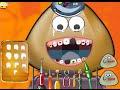Pou At The Dentist And Pou Eye Care Online Free Flash Game Videos GAMEPLAY
