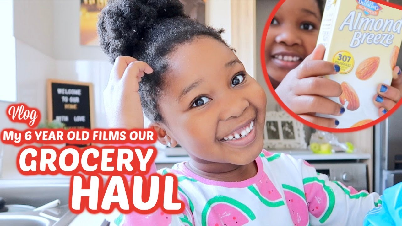 WEEKLY GROCERY HAUL - FAMILY OF 4 + 1 BABY || Mommy and Baby Approved