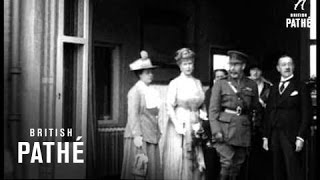 Royal Visit To Birmingham  (1914-1919)