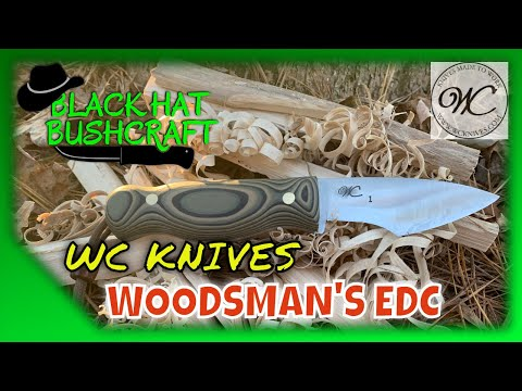 WC Knives Woodsman's