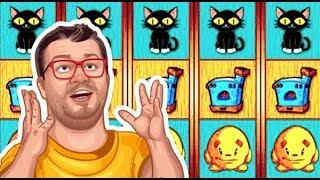 Нежданчик в Казино Вулкан, слот КЕКС удивил бонус игрой. Игровые автоматы онлайн. Отзывы, не реклама