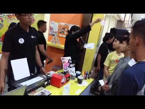 Sublimation Mug Heat Press Machine Demonstration - SUN INDONESIA