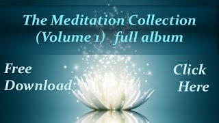 1 Hour Relaxing Music | Free Meditation Music | New Age Music | Spa Music; restful Music;