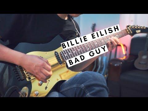 billie-eilish---bad-guy- -rock-remix-🎸- -funtwo