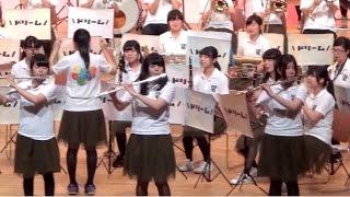 ミュージコ吹奏楽フェスティバル Shimada high school Symphonic Band S...
