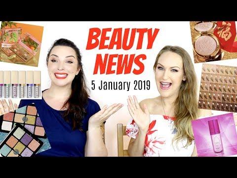 BEAUTY NEWS – 5 January 2019