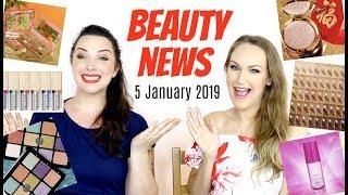 BEAUTY NEWS - 5 January 2019
