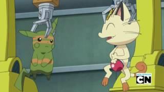 pikachu vs meowth