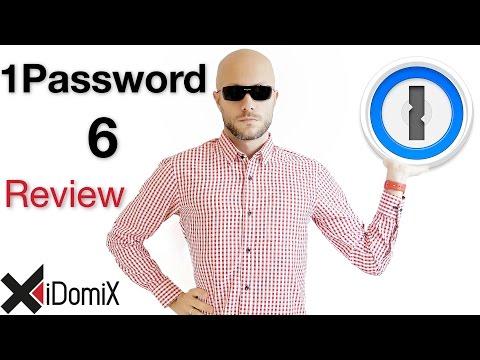 1Password 6 Review | German/Deutsch | iDomiX