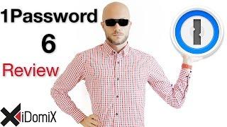 1password 6 review   german deutsch   idomix