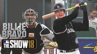 MLB 18 The Show RTTS - Billie Bravo (SP) Road To The Show Colorado Rockies | MLB The Show 18 RTTS
