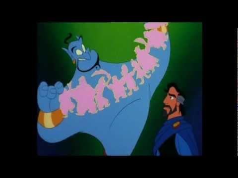 Aladdin 3 , Un père et un fils. poster