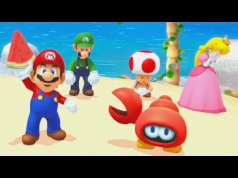 Mario Party 10 - All 1 vs 3 Minigames
