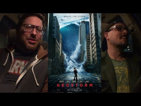 Midnight Screenings  Geostorm