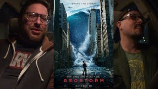 Midnight Screenings - Geostorm