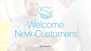 Welcome New Customers - Marketing Automation Tutorial #1