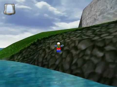Lego Island Xtreme Stunts (PC, Any%) Walkthrough - YouTube