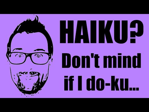 How to write haiku - How to write better poetry