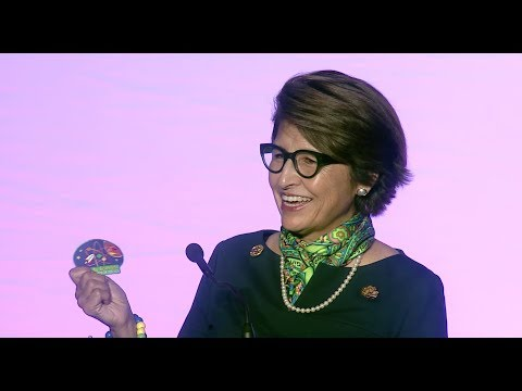 Sylvia Acevedo, CEO of Girl Scouts of the USA—2018 Women of ...