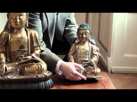Oriental Treasures Up For Auction