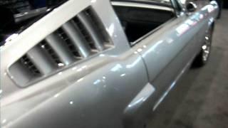 1965 Mustang Silver Fox Sema 2011