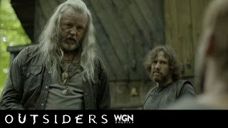 "WGN America's Outsiders ""This Season On"""