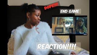 Taylor Swift ft. Ed Sheeran & Future - End Game (Music Video) REACTION