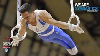2018 Artistic Worlds, Doha (QAT) -  HIGHLIGHTS -  Men's Individual Apparatus Finals  Day 1