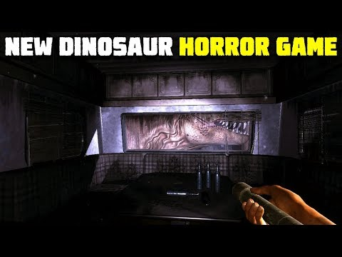 NEW DINOSAUR HORROR GAME | OAKWOOD [GAMEPLAY]