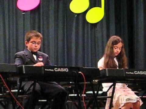 Belle School of Music Concert, 2008