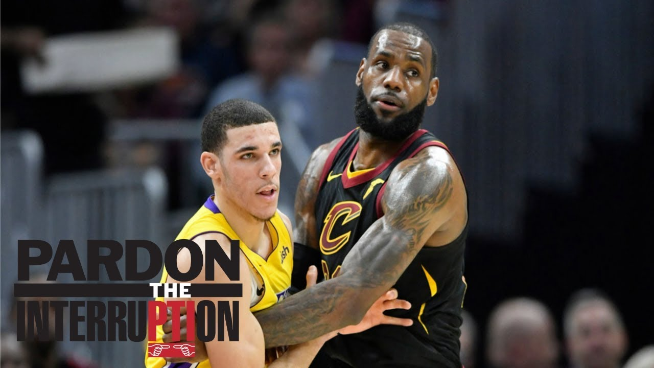 Will LeBron James and Lonzo Ball play together? | Pardon the Interruption | ESPN