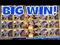 Big 5 Safari Slot - NICE PROGRESSIVE WIN! - YouTube