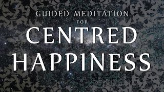 Guided Meditation for Centred Happiness (Free MP3 Download)(Download this FREE digital MP3 track: https://michael-sealey.dpdcart.com/cart/buy?product_id=128450&product_price_id=137100&gateway=paypal Sleep ..., 2016-03-20T01:35:22.000Z)