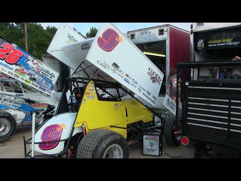 Derek Hagar In Car CAM Winner At JMS 8-15-15
