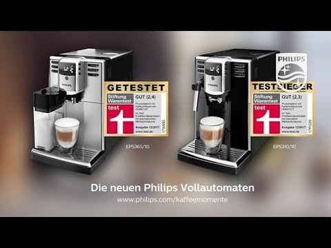 philips kaffeevollautomaten 2018 youtube. Black Bedroom Furniture Sets. Home Design Ideas