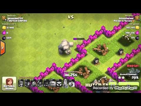 Clash Of Clans - Help My Friends Clan!