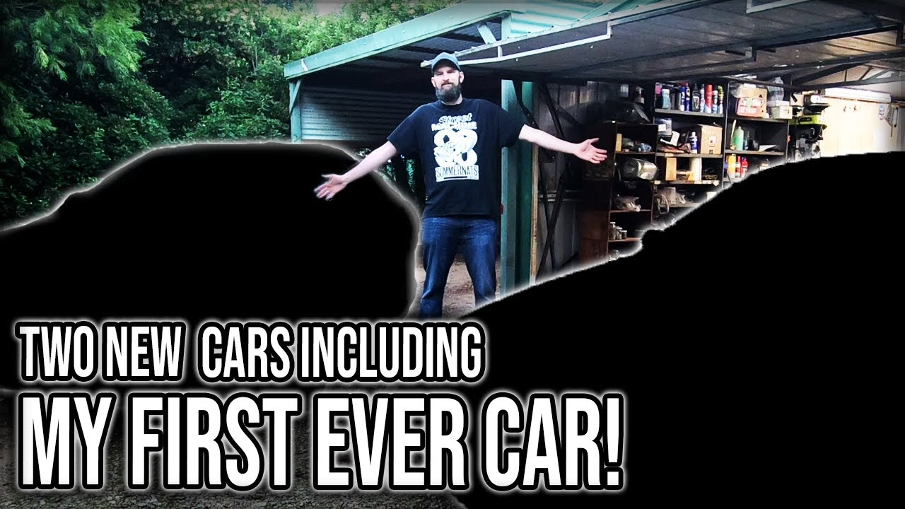 TWO New Project Cars!? | Reviving My First Car