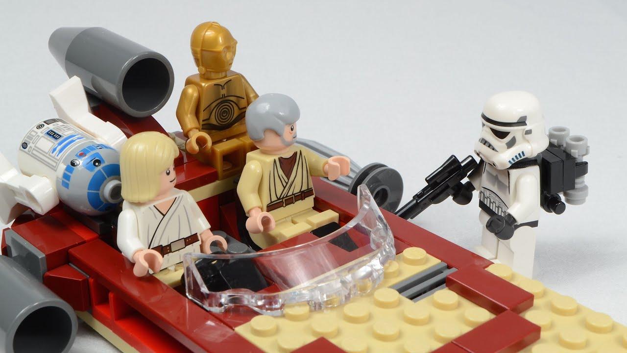 Lego Fast Build