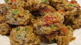 Betty's Festive Fruitcake Cookies